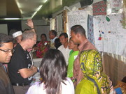 Local Knowledge Fair in Khulna Hub, Bangladesh