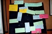 Words that describes Participants nature