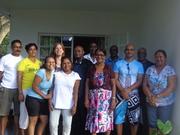 Mahebourg Outreach Team
