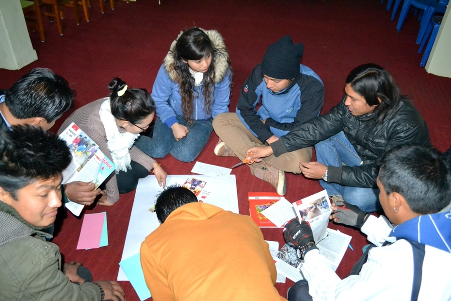 Community Life Competence applied in Pokhara by Dipendra Malla and Nabaraj Adhikari 2014 (2)