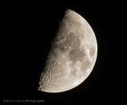 Månen och Aldebaran