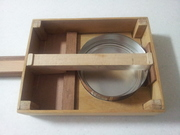 Cut-Down Cookie Tin Reonator Box Project 1