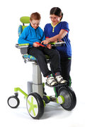 Motorised wheelchair for children