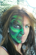 Halloween and Body Paint