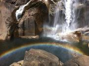 Vernal Falls. Yosemite