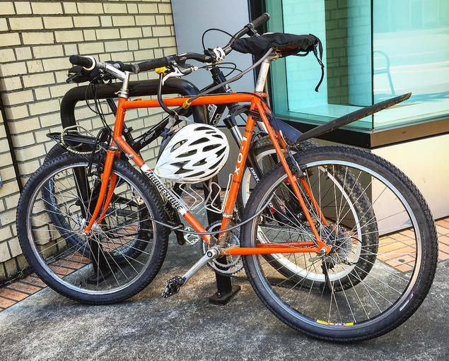 Bike of the Day {BotD} ::: Bridgestone XO-1