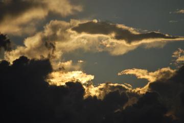 clouds... again