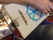 Fork Banjo Tailpiece
