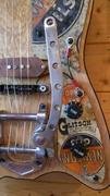 The Glitsch Rat Edition Junksville Guitar