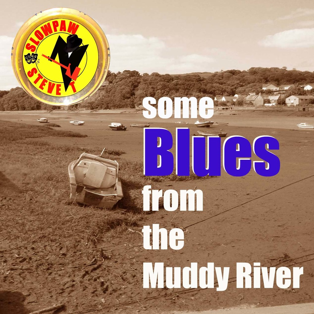 some Blues from the muddy river - promo cover