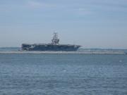 USS Harry S Truman 21 May, 2010