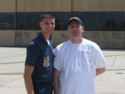 My two sons: David and Michael Paul