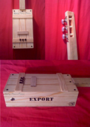WIP Box Guitar