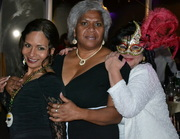 BLMV Black & White Masquerade Ball 2012