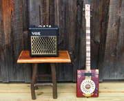 CBG rez and Vox Mini 5 rhythm