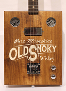 Moon Shine Old smoky wiskey 3 string cbg