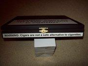 New cigar box label