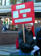 Saving Christmas Rally 2005
