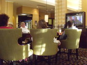 Private Showing of Unfair the movie at Hilton Gardens Hotel, Cupertino, CA