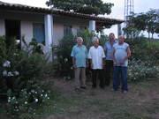 Fazenda no interior de Sergipe onde me criei