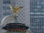 Águia do Theatro Municipal - RJ