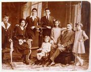7. Fúlvio, Yole, Athos, Lívio, Bice, Vicente, Lélia, Mário
