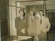 27. Mário, Fúlvio e Lívio - 1946