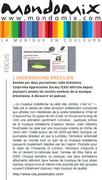 CAS na Revista MONDOMIX (Paris)