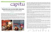 CAS na revista CAPITU