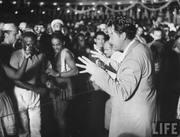 Orson Welles vê o Carnaval