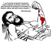 Ernesto Che Guevara e sua luta pela justiça