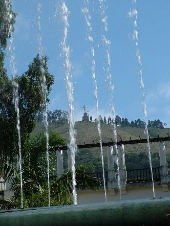Chafariz da Fonte Luminosa - Poços de Caldas
