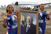 Lula - Na Guiné Equatorial em 2010