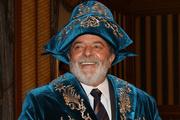 Lula - No Cazaquistão em 2009