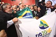 Lula - Na Dinamarca em 2009