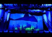 Microscópera Carioca - músicos - Roberto Bürgel - piano e regência, Natália Terra - Contrabaixo, Batista Jr. - Clarinete e Clarone  e Roberto Kauffmann - Percussão