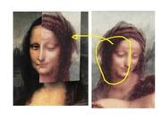 Monalisa e a Virgem do rochedo