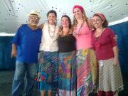 Ibys Maceioh e o Grupo Rabo de Saia,