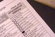 My Vote, My Ballot