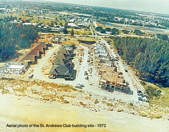St. Andrew's Club: Yesterday and Today