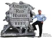 "Jupiter Artificial Reef to honor Andrew ""Red"" Harris donated by Chris O'Hare"