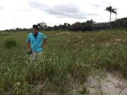Rob Baron, dune management consultant for Delray Beach