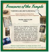 Treasures of the Temple