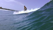 Chris on a clean wave