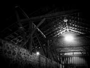 Stone Barn Threshing Area