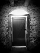 Stone Barn Single Door