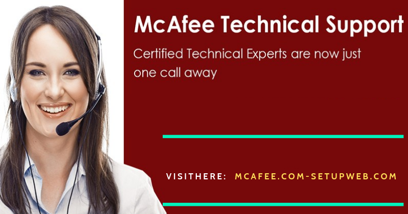 McAfee support