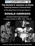 blogtalk Donald Harrison 10-6-09