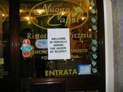 Italy Tour 2009