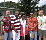 The House of Sharon in Hawaii teaching at the Women's Prison and Enjoying Life
